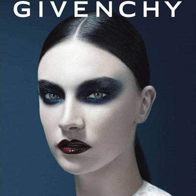 Givenchy Beauty и Жаклин Яблонски