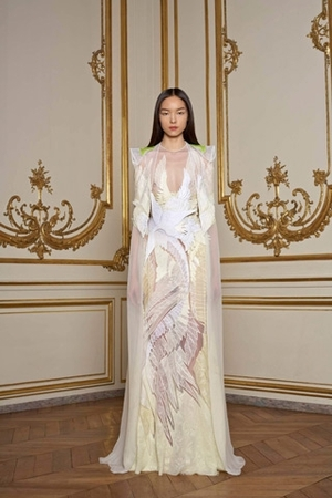 Givenchy коллекция haute couture