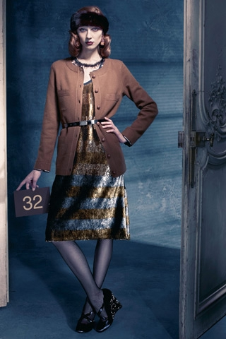 коллекция Louis Vuitton pre-fall 2011