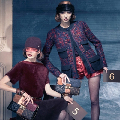 Louis Vuitton pre-fall 2011