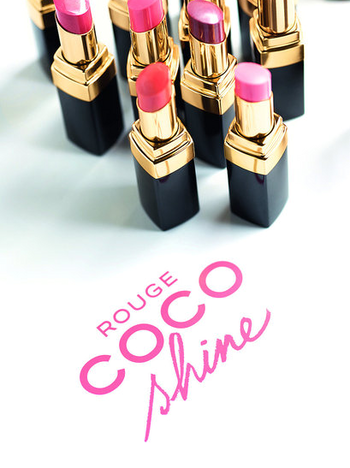 Rouge Coco Shine от Chanel