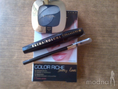 Продам набор L`OREAL Paris Color Riche Smoky Look