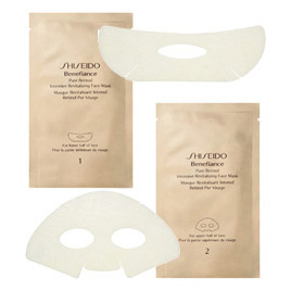 фото S INTENSIVE REVITALIZING FACE MASK Маска для лица интенсивного действия Shiseido 18057