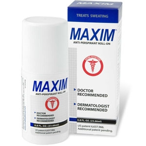 фото антиперспирант Maxim regular 15%, 30 ml