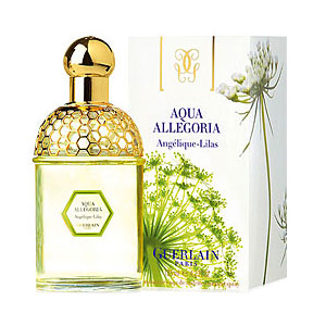 фото aQUA ALLEGORIA ANGELIQUE LILAS TESTER 125 ml spray