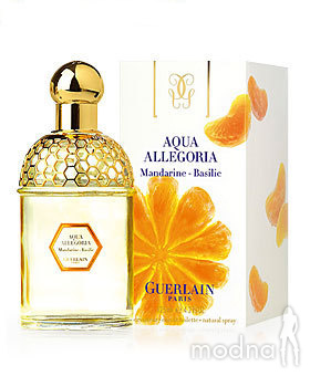 фото aQUA ALLEGORIA MANDARINE BASILIC EDT 75 ml spray