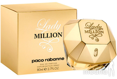 фото LADY MILLION EDP 30 ml spray Paco Rabanne SPR180001