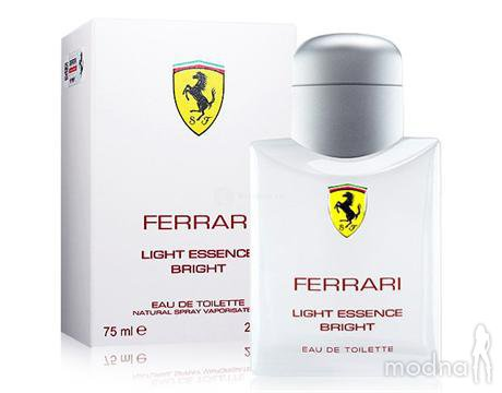 фото Ferrari Light Essence Bright edt 75ml unisex TESTER