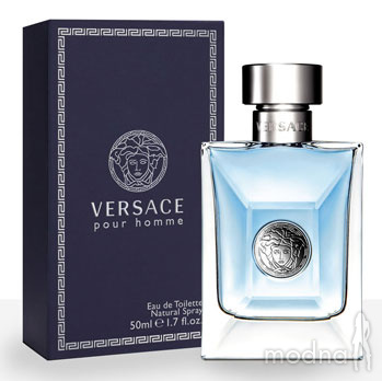 фото VERSACE POUR HOMME NEW EDT 100 ml spray SVS290001