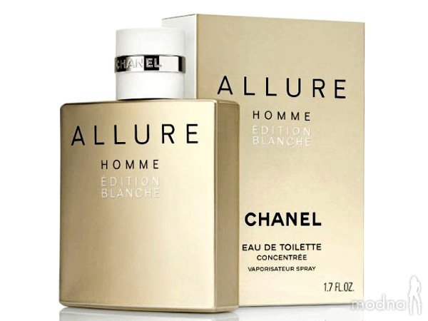фото Allure Homme Edition Blanche edt 100ml Chanel