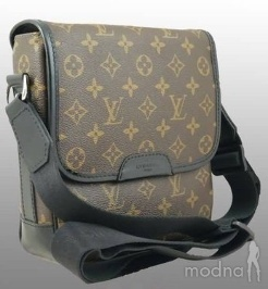 Барсетка унисекс LOUIS VUITTON (ЛУИ ВИТОН) B56717. фото Барсетка унисекс...